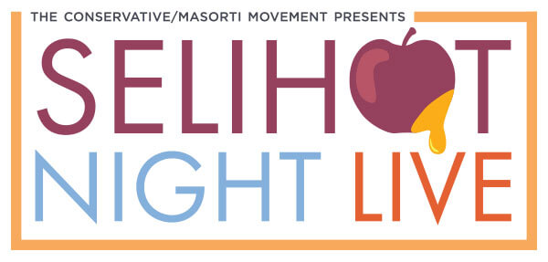 Banner Image for Selihot Night Live