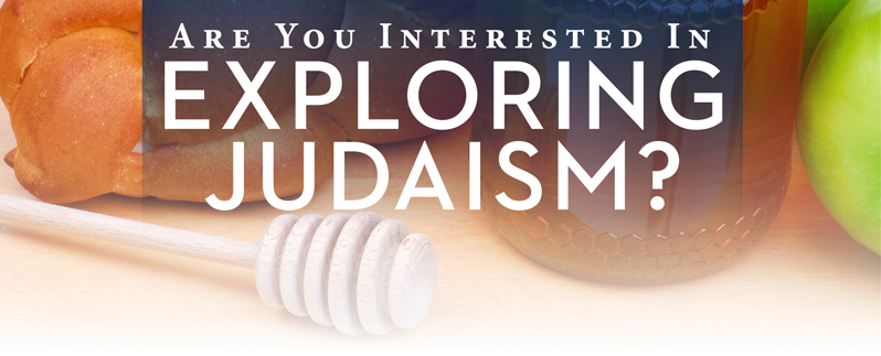 Exploring Judaism