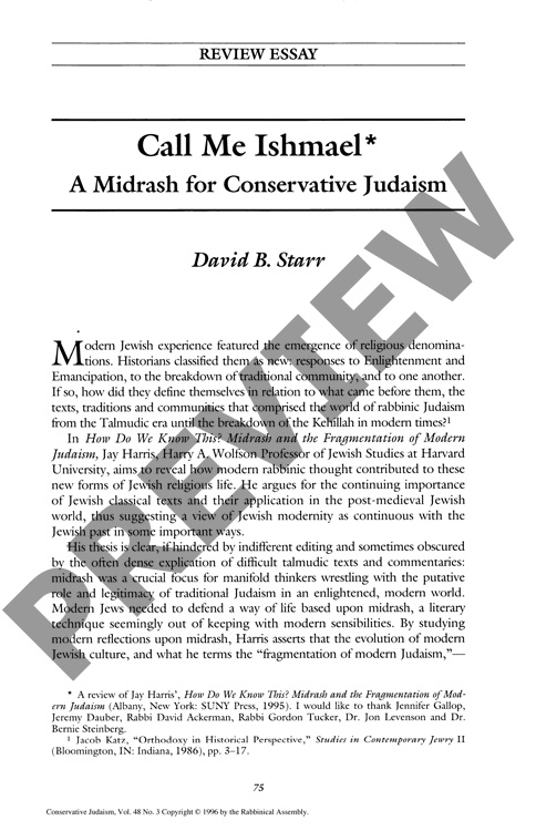 Businessman Essay Review Essay Call Me Ishmael A Midrash For Conservative Judaism How To Write A Proposal For An Essay also What Is A Thesis Statement In A Essay Review Essay Call Me Ishmael A Midrash For Conservative Judaism  Essay Topics For Research Paper