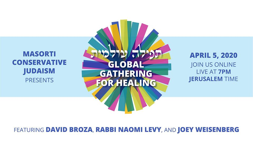 Global Gathering for Healing