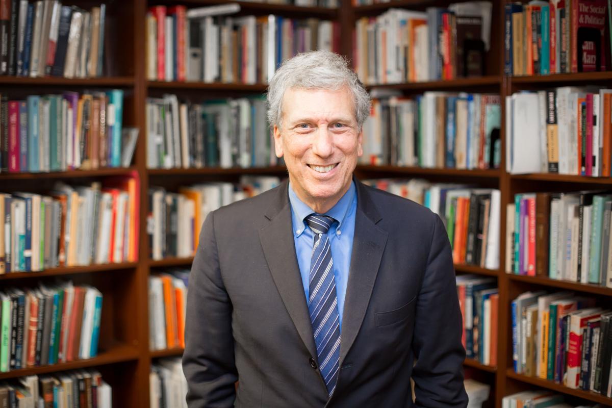 Chancellor Arnold Eisen